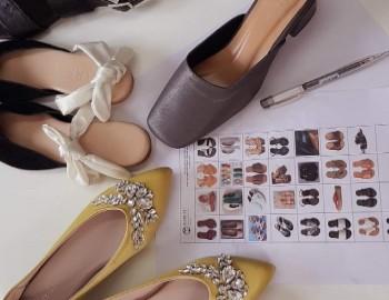 รับออกแบบรองเท้า