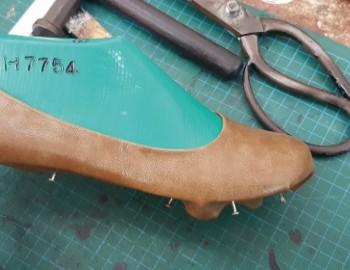 หุ่นรองเท้าในการผลิตรองเท้า