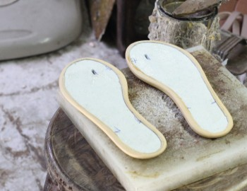 เต้ในการผลิตรองเท้า