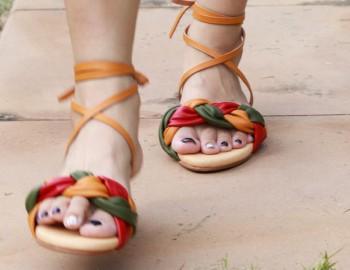 รองเท้าสไตล์ โบฮีเมียน (Bohemian)