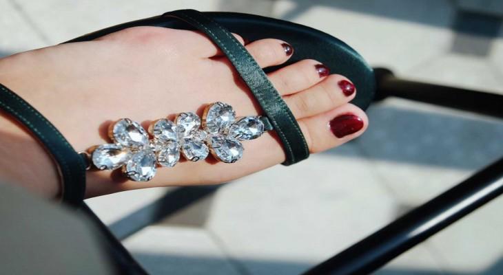 รองเท้าแตะสไตล์ เรียบหรู สวยๆจ้าา